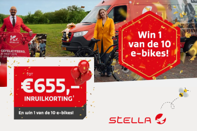 WIN GRATIS E-BIKE